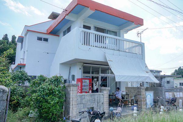 久高島の内間商店